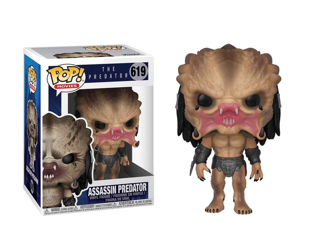 Assassin Predator (Super Predator) Pop! Vinyl