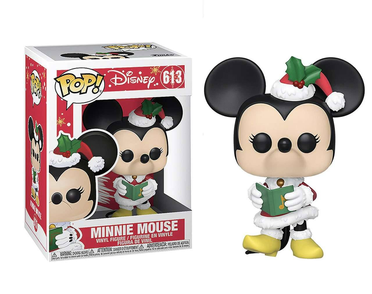Minnie Mouse (Christmas) Pop! Vinyl