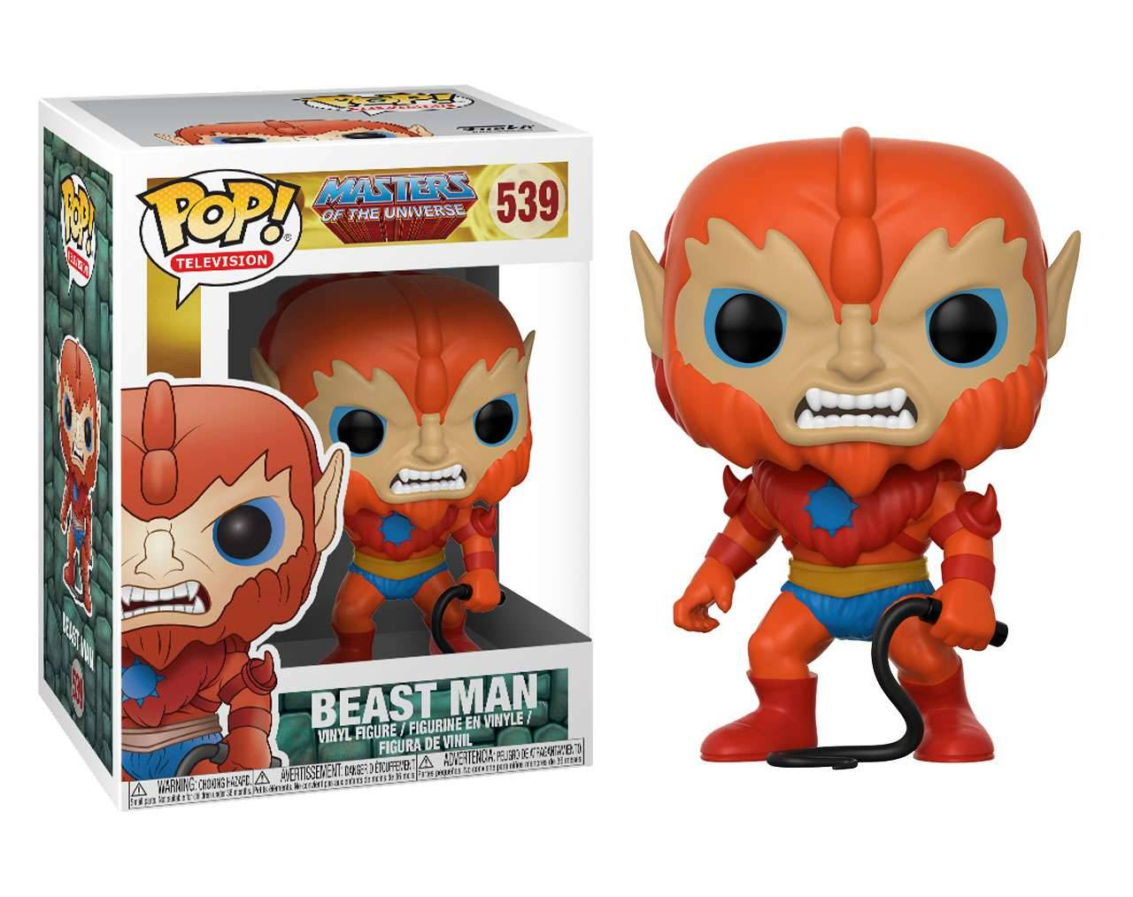 Beast Man (Descontinuado) Pop! Vinyl