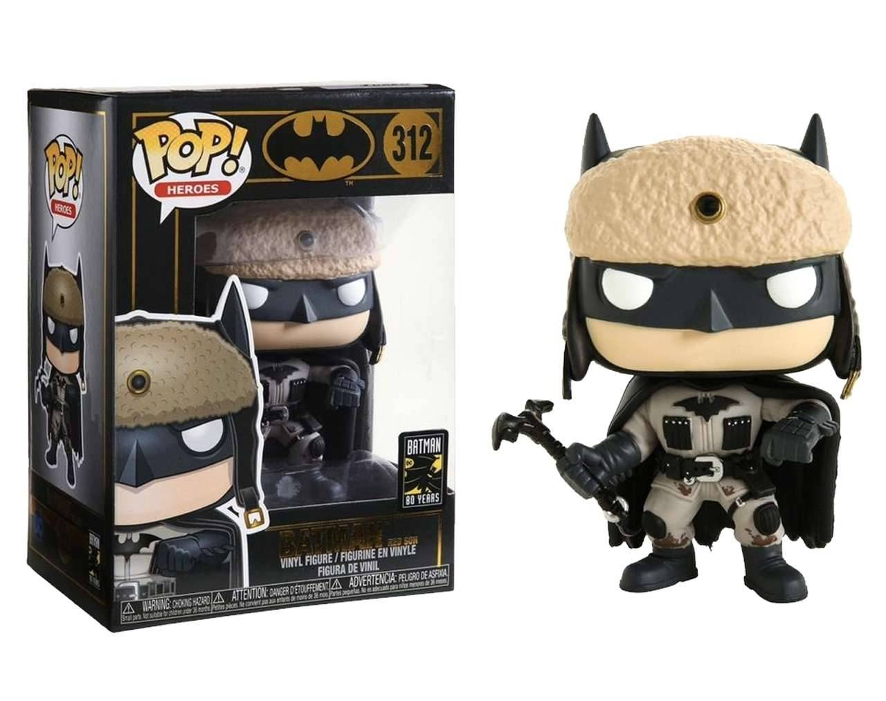 Batman (Red Son) Pop! Vinyl