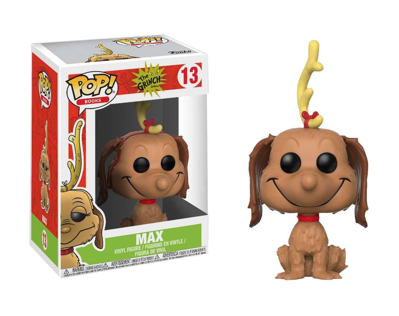 Max (Grinch) Pop! Vinyl