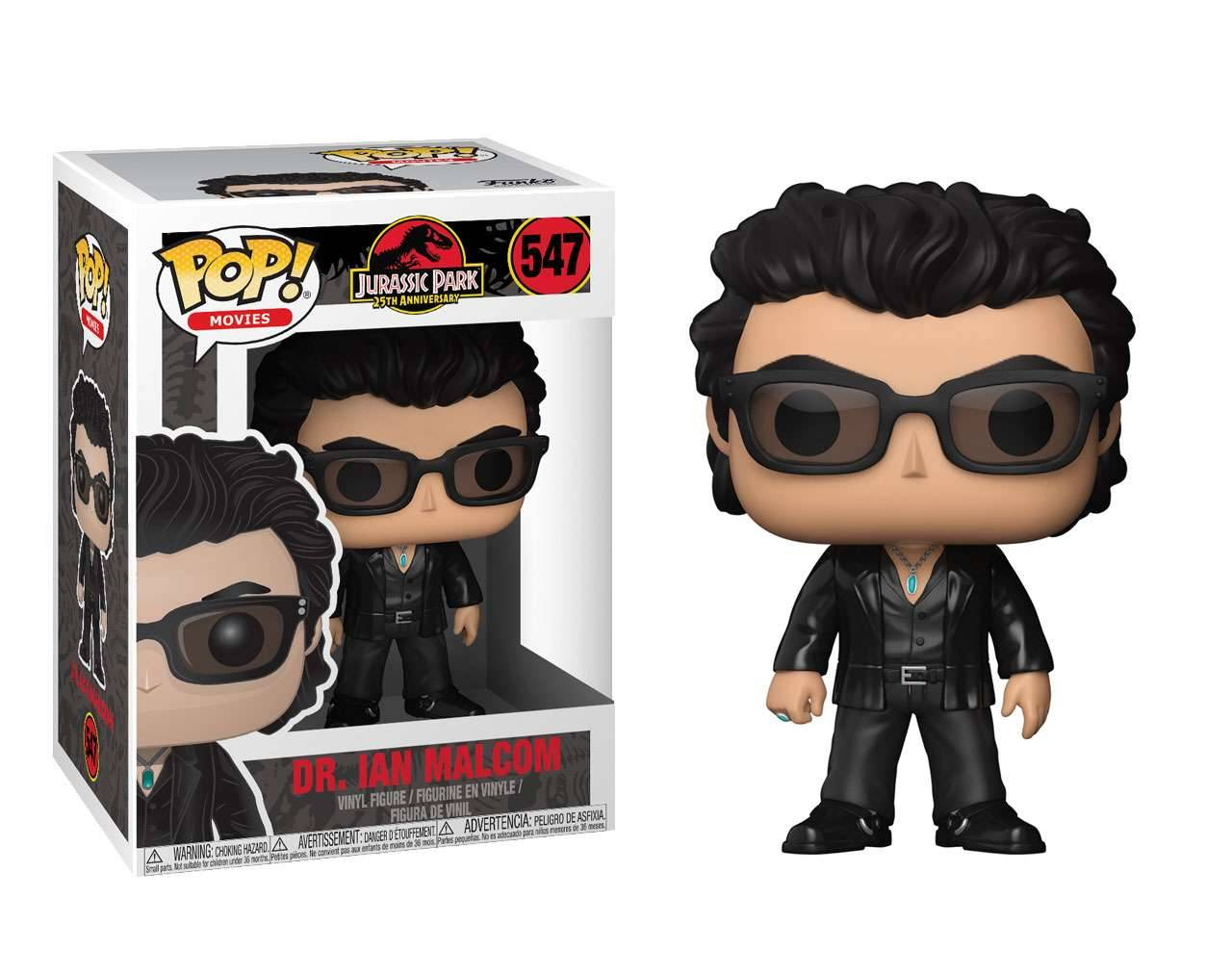 Doctor Ian Malcom Pop! Vinyl