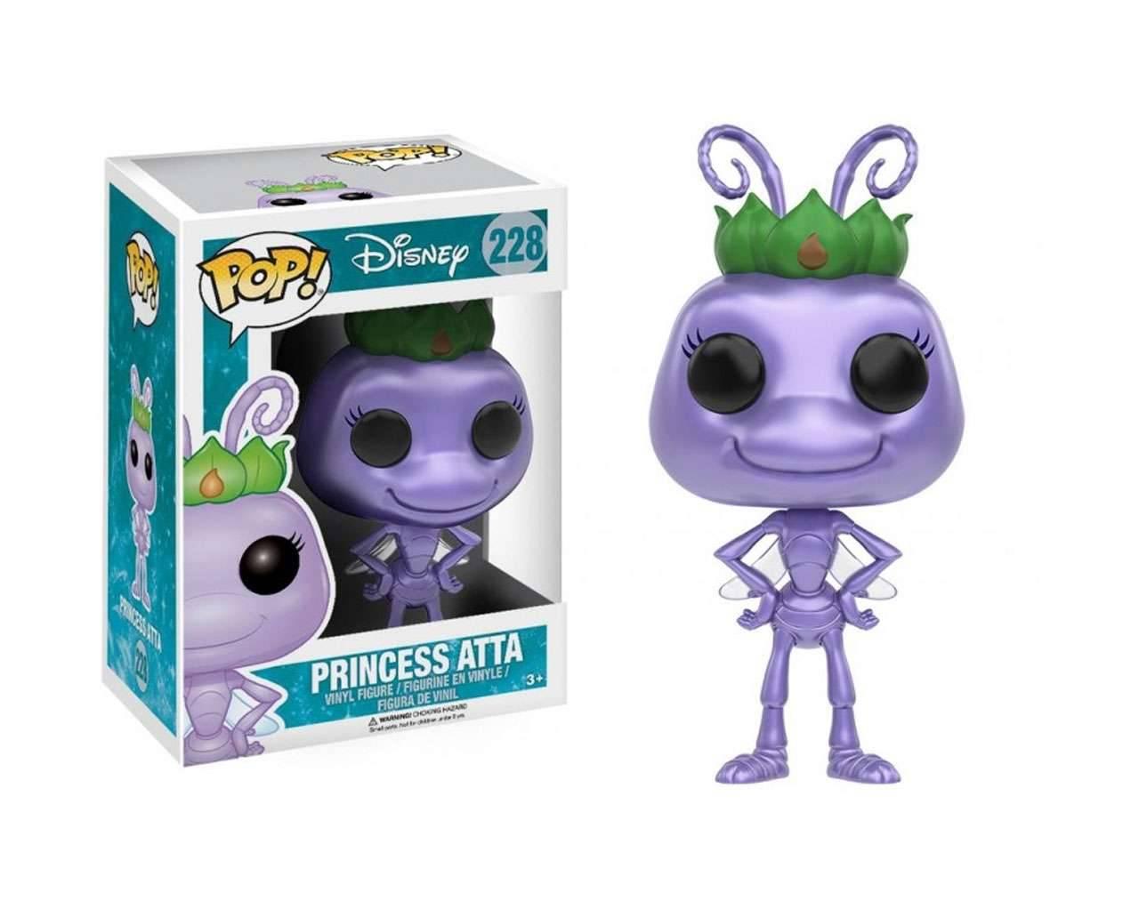 Princess Atta Pop! Vinyl