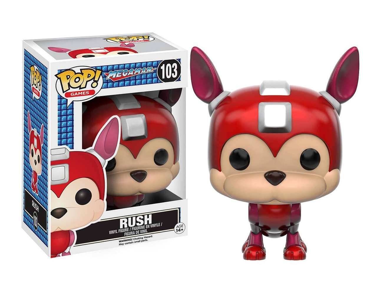 Rush Pop! Vinyl