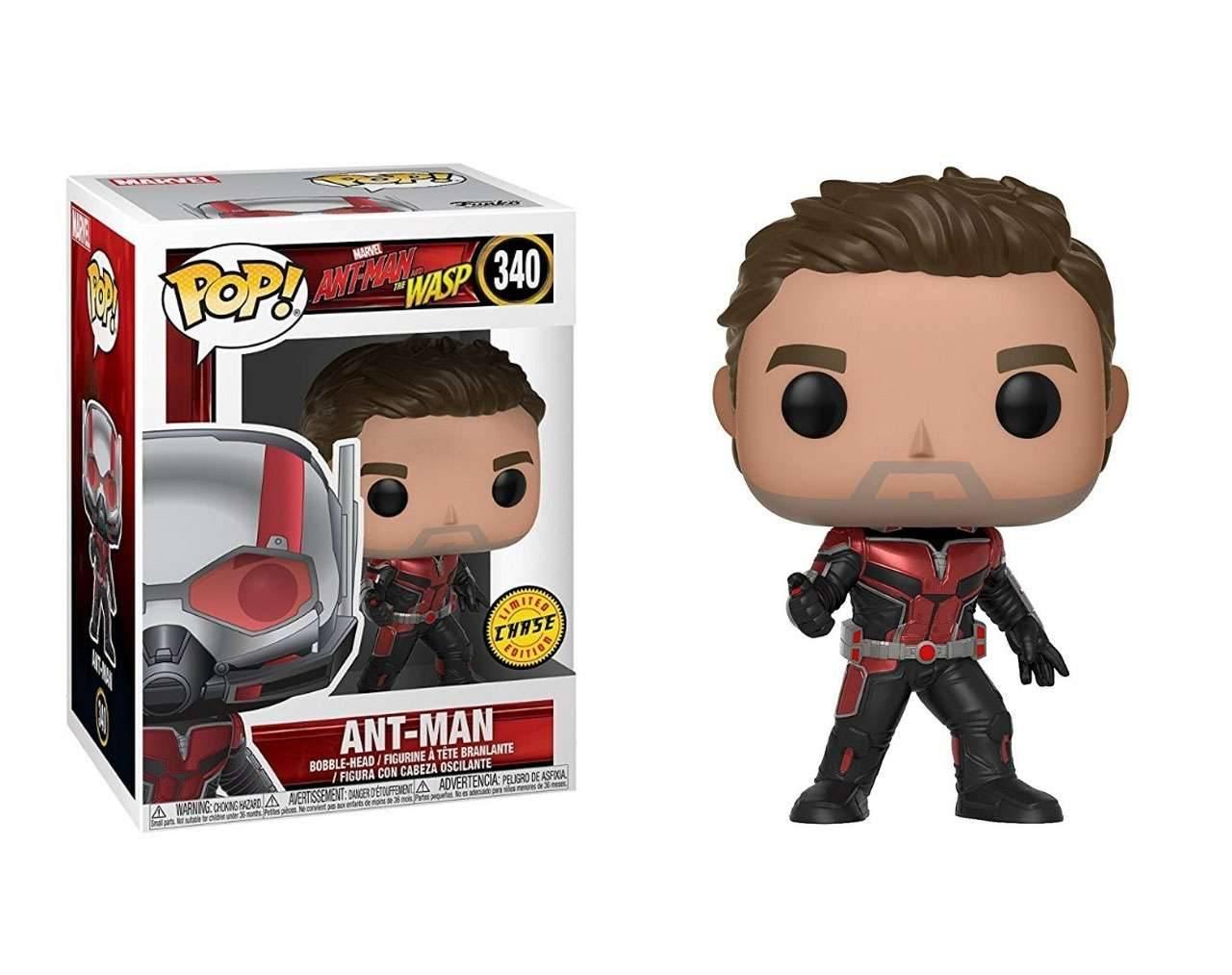 Ant Man (Edición Chase) Pop! Vinyl