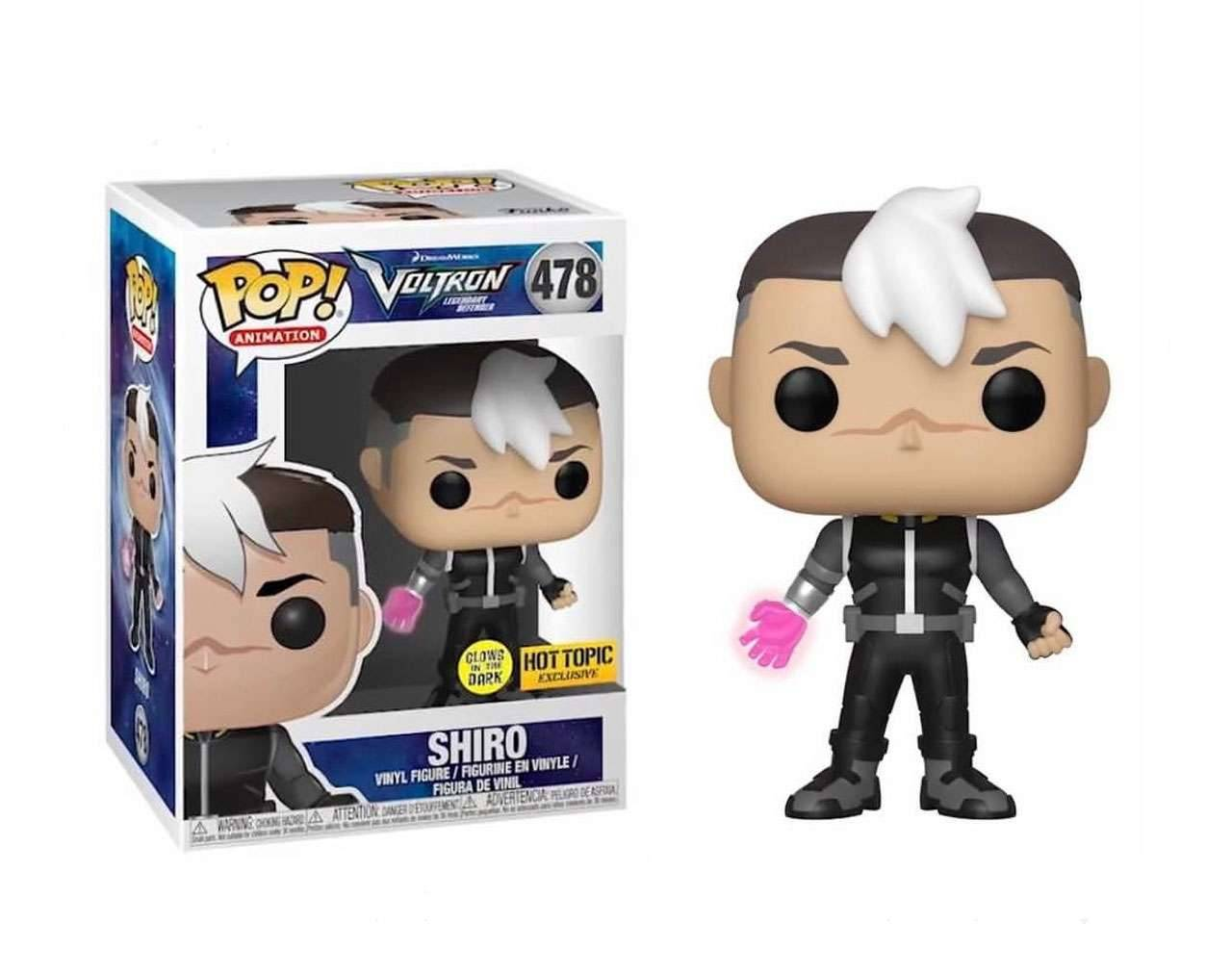 Shiro (GITD Exclusive) Pop! Vinyl