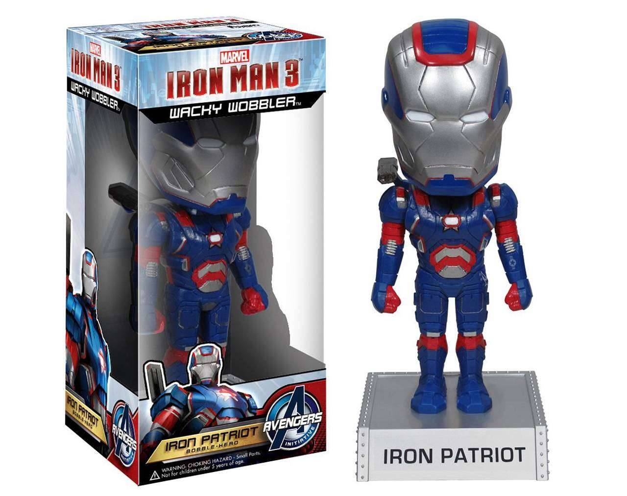 Iron Patriot Wacky Wobbler