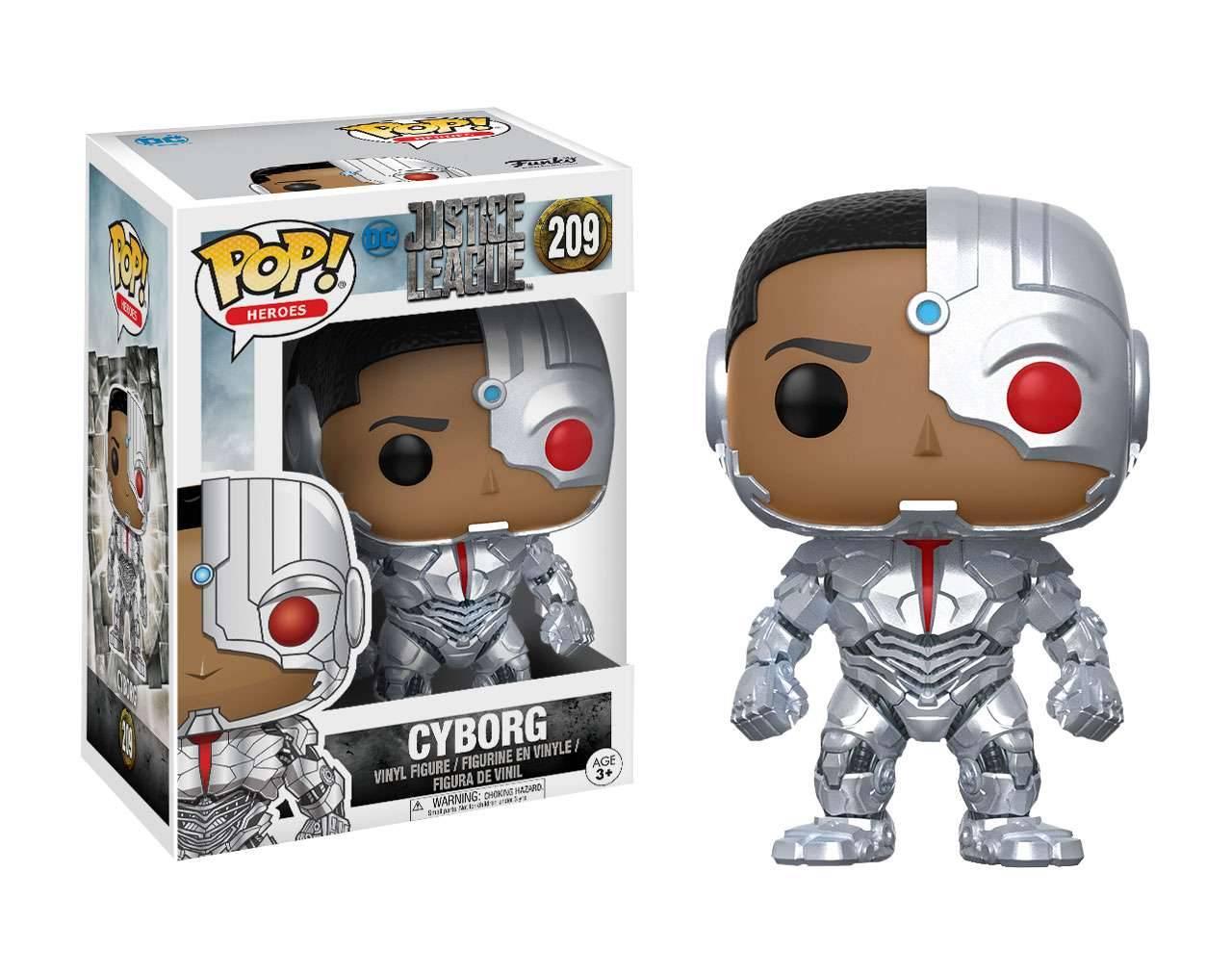 Cyborg Pop! Vinyl