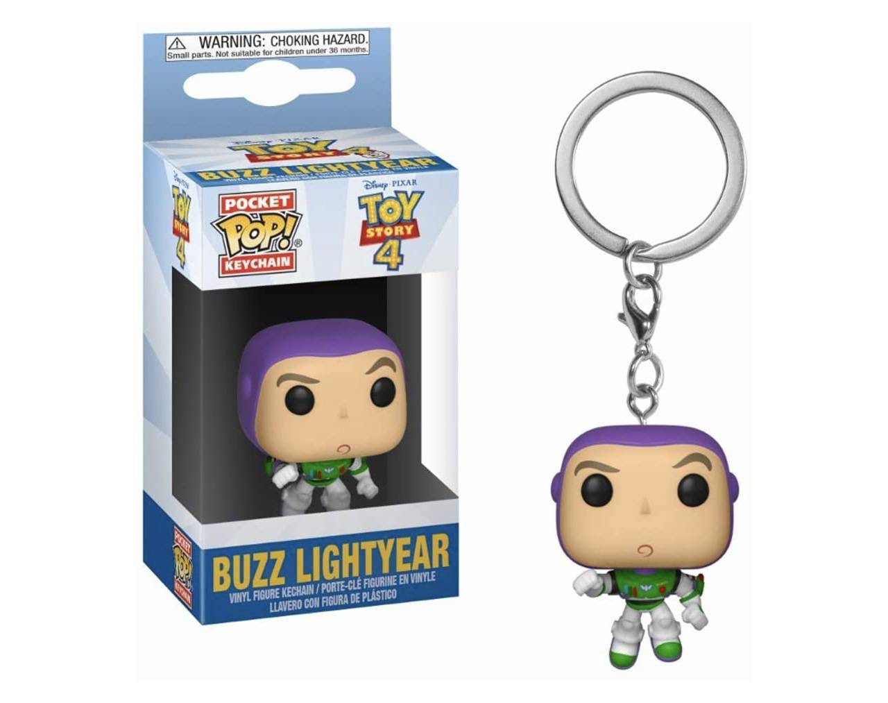 Buzz Lightyear (Llavero) Pop! Vinyl