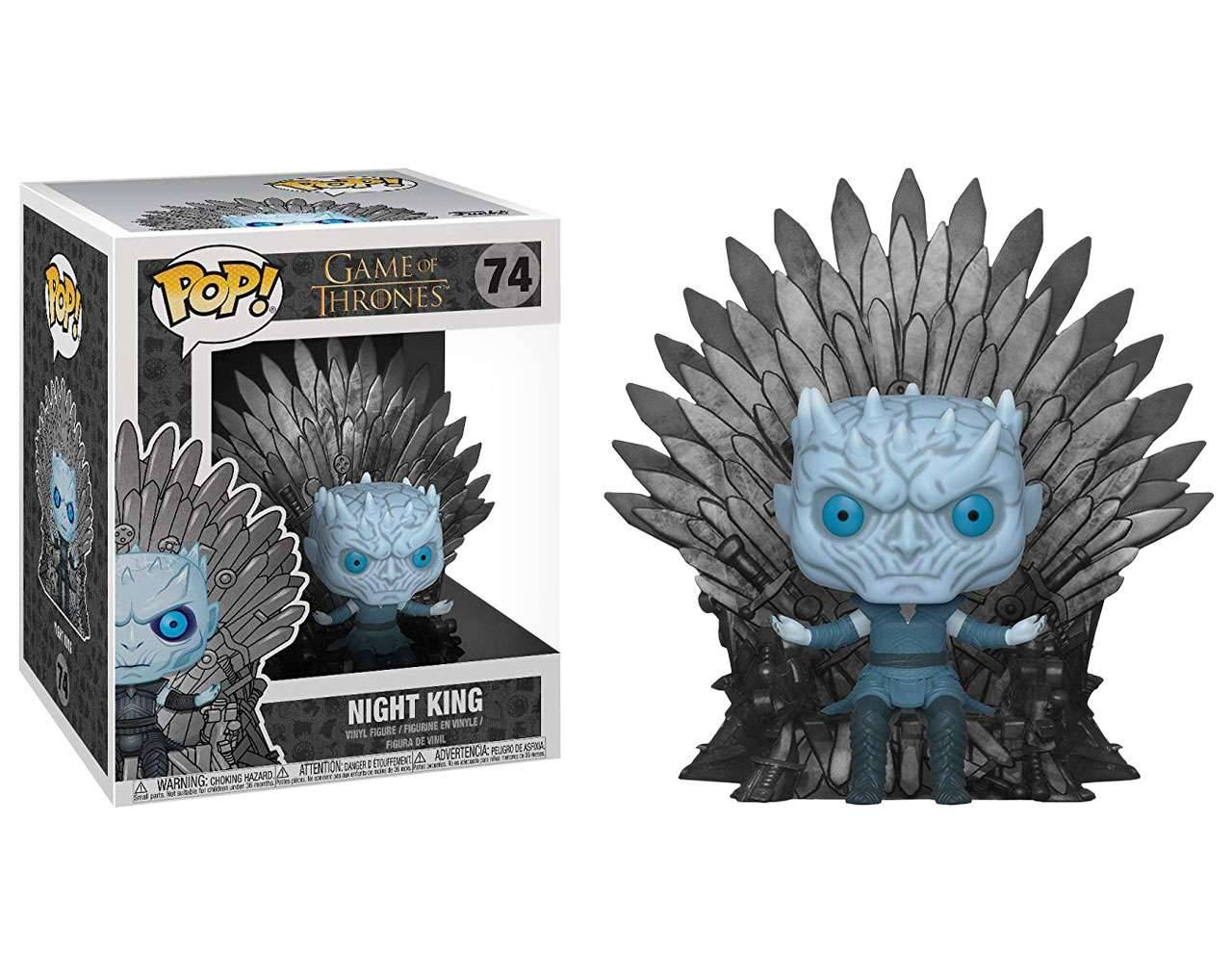 Night King (Throne) Pop! Vinyl