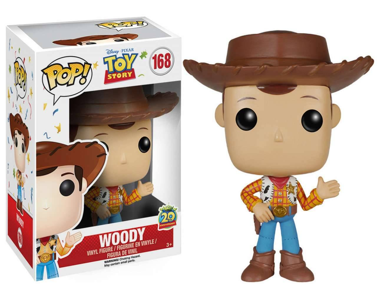 "Woody ""20th Anniversary"" Pop! Vinyl"