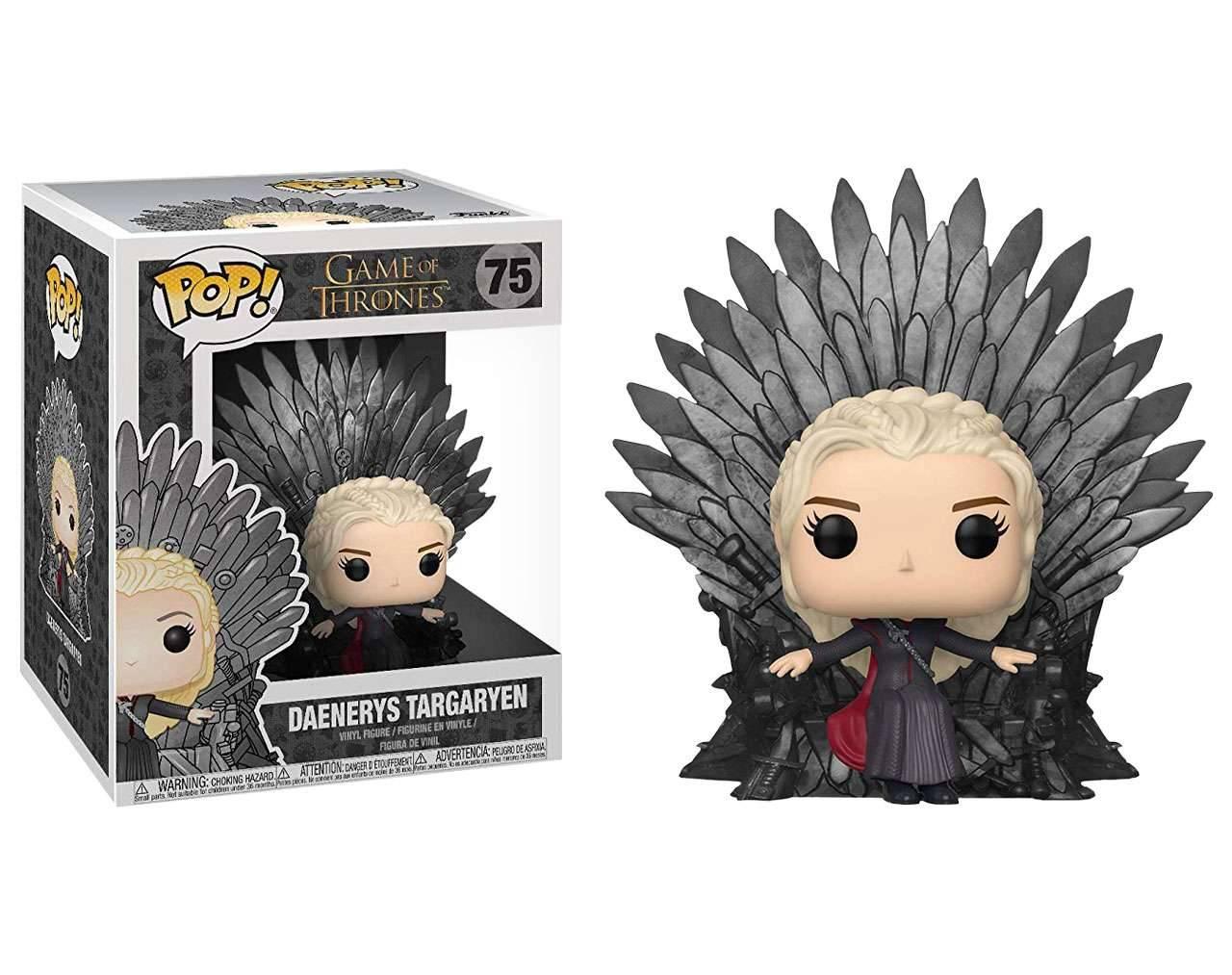 Daenerys (Throne) Pop! Vinyl