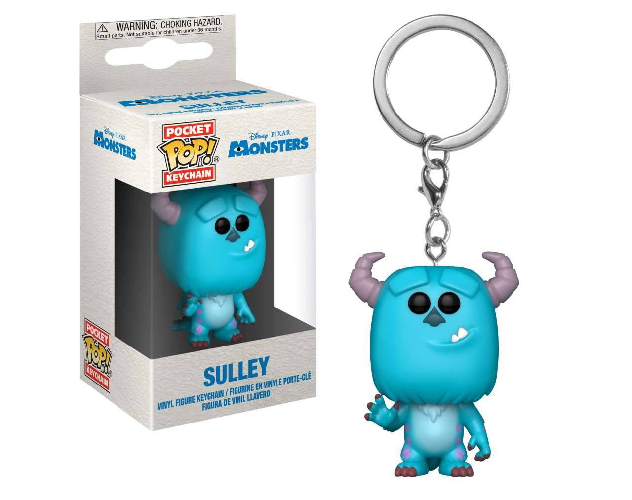 Sulley (Llavero) Pop! Vinyl