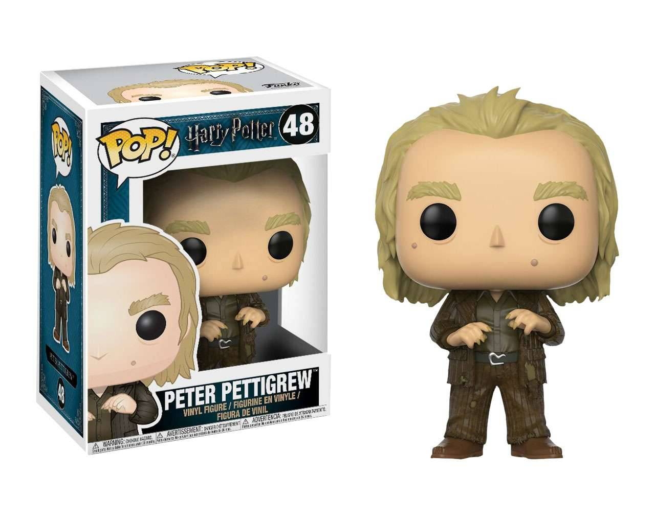Peter Pettigrew Pop! Vinyl