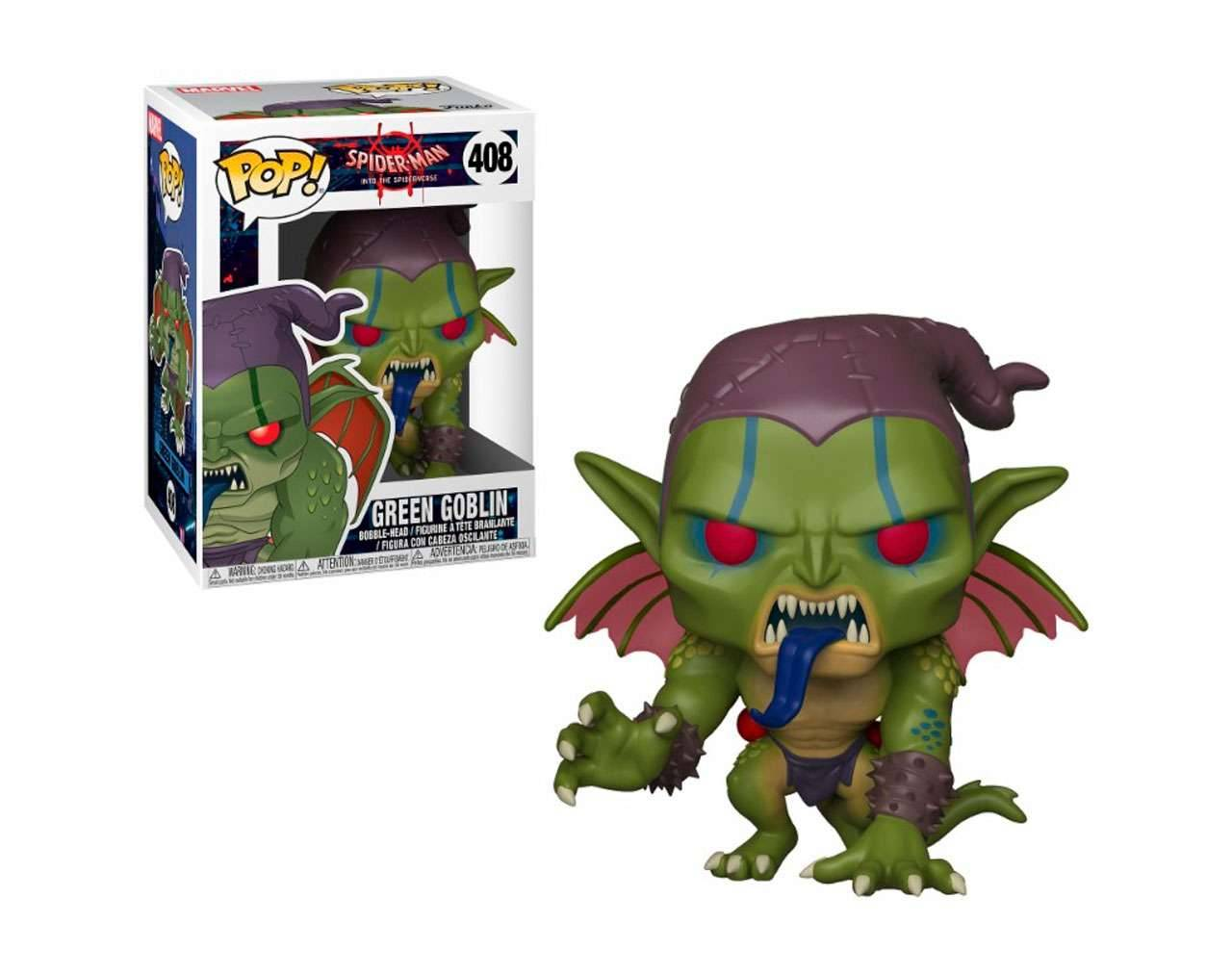 Green Goblin (Into the Spider-Verse) Pop! Vinyl