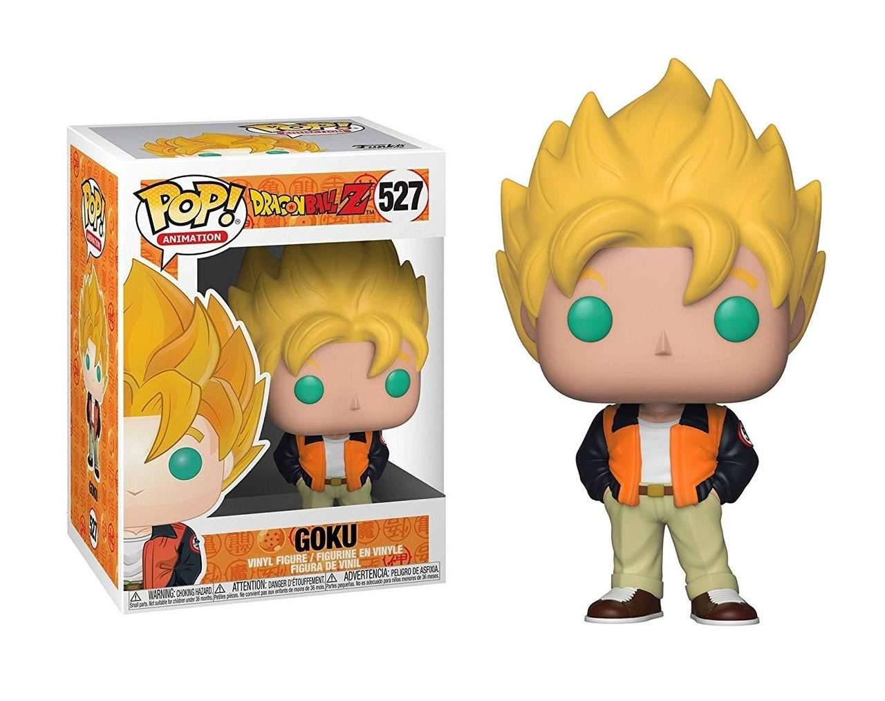 Goku (Casual) Pop! Vinyl