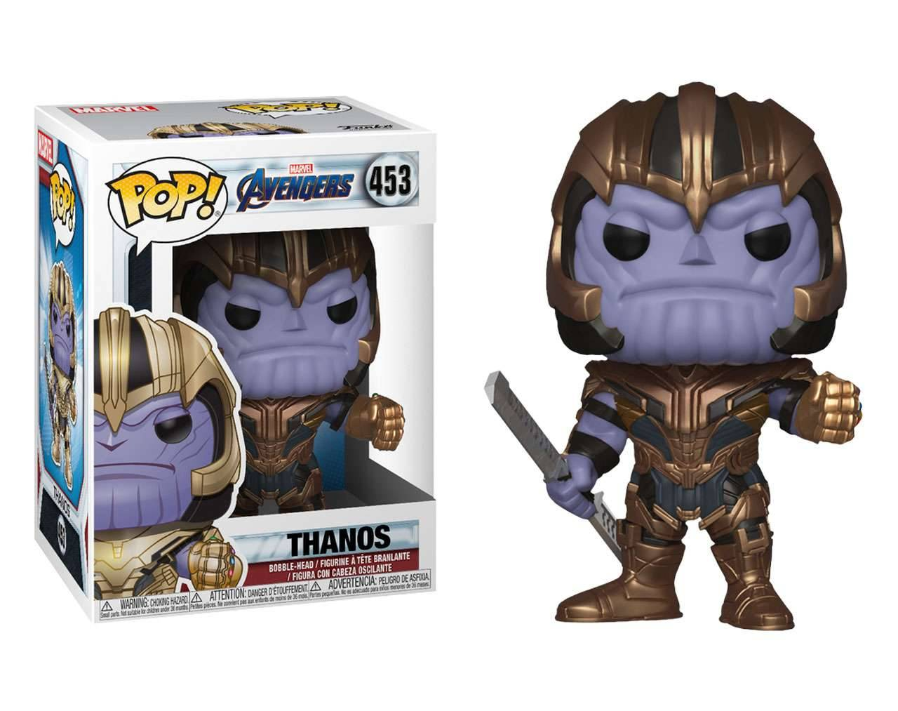 Thanos (Endgame) Pop! Vinyl