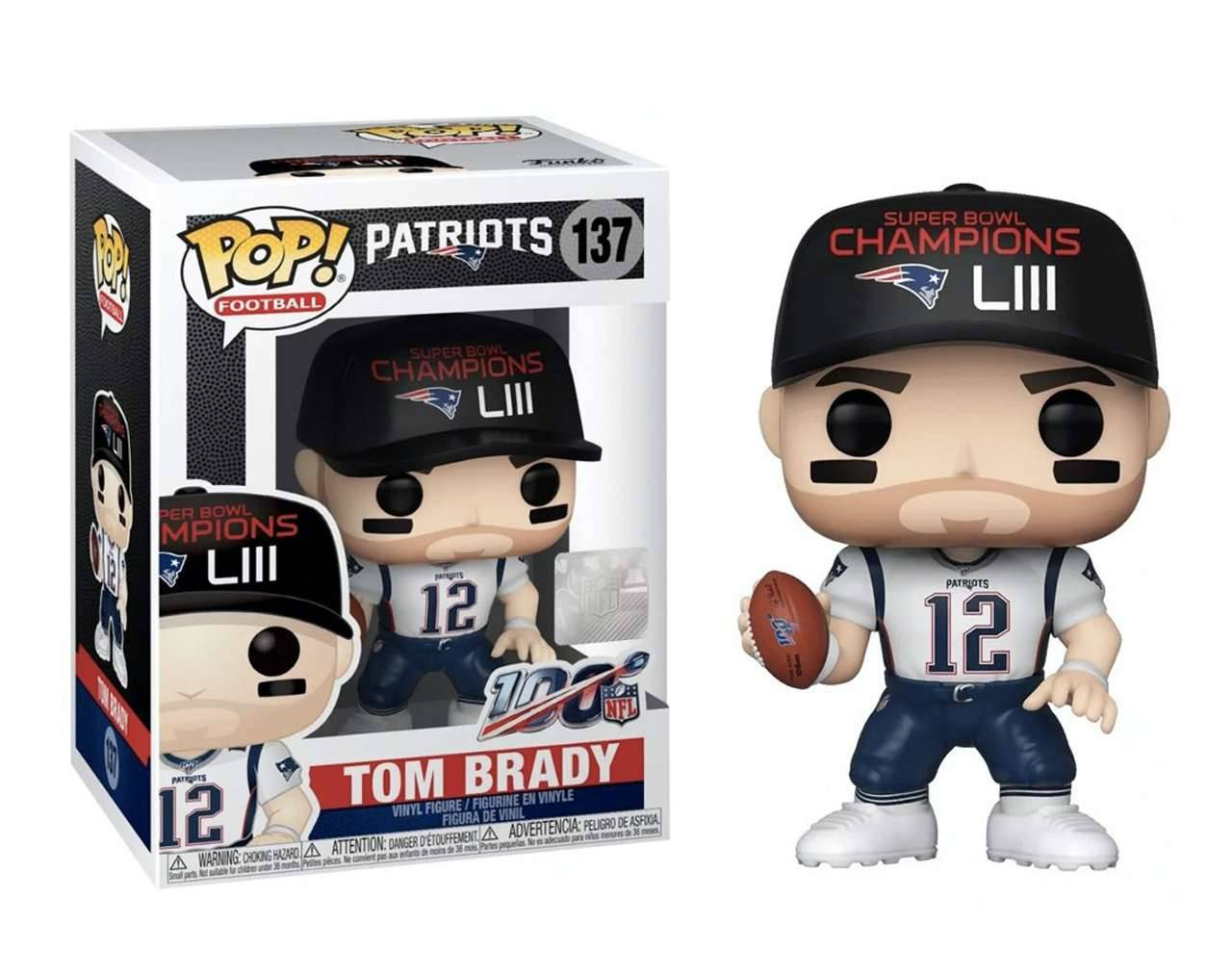 Tom Brady (Super Bowl) Pop! Vinyl