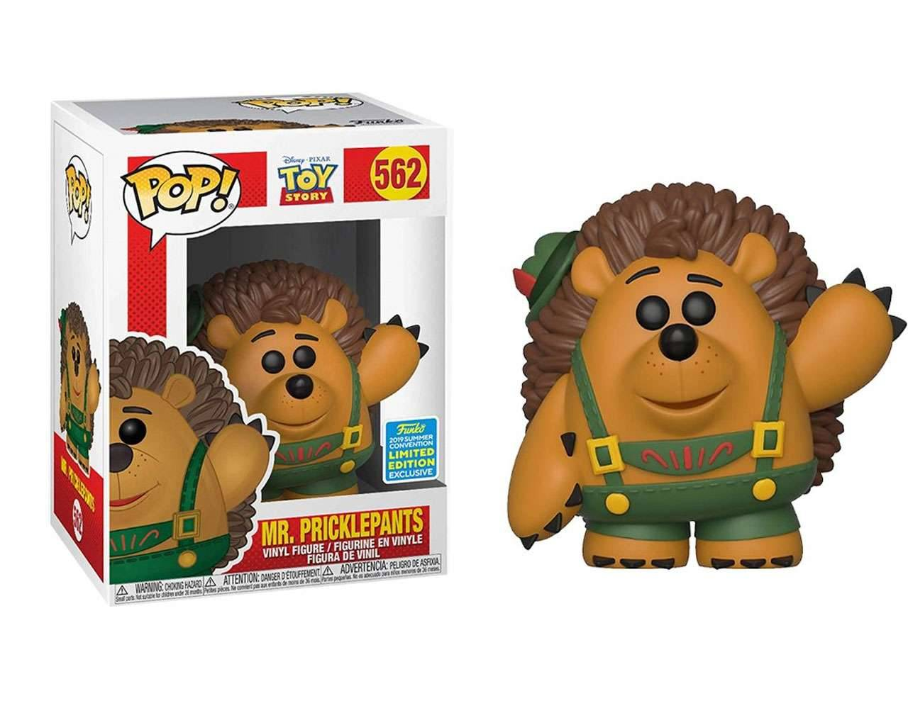Mr. Pricklepants (SDCC 2019) Pop! Vinyl