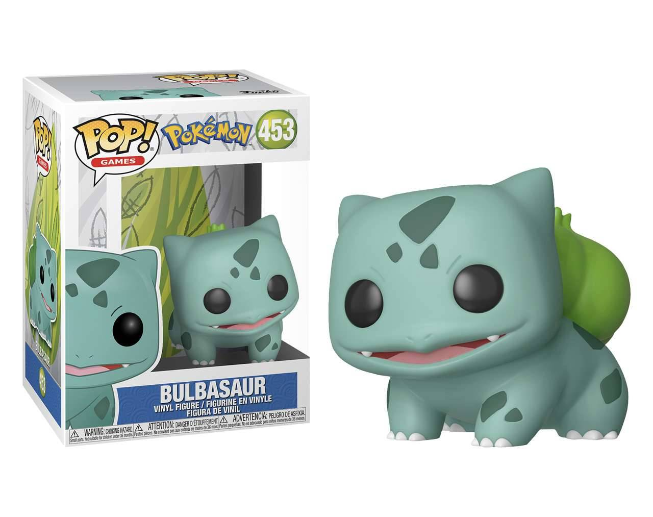 Bulbasaur Pop! Vinyl