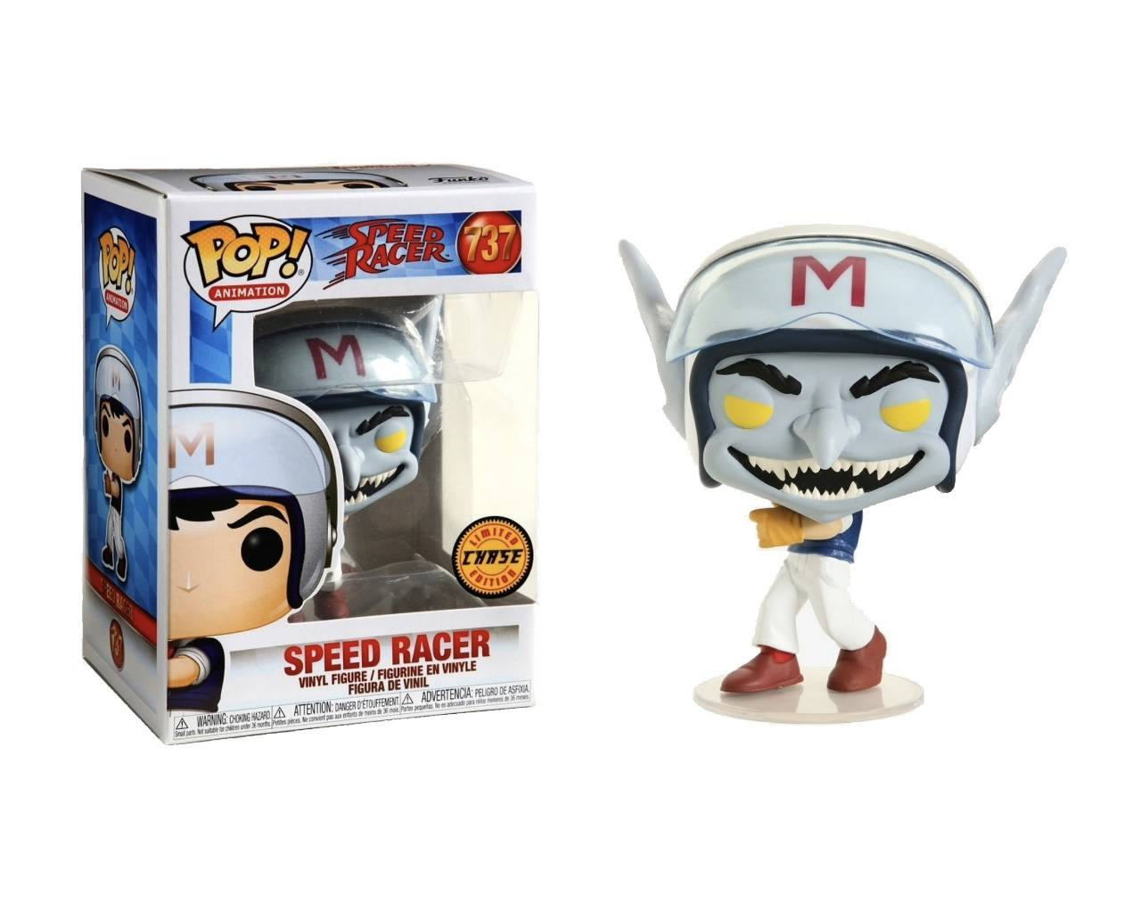 Speed Racer (Edición Chase) Pop! Vinyl