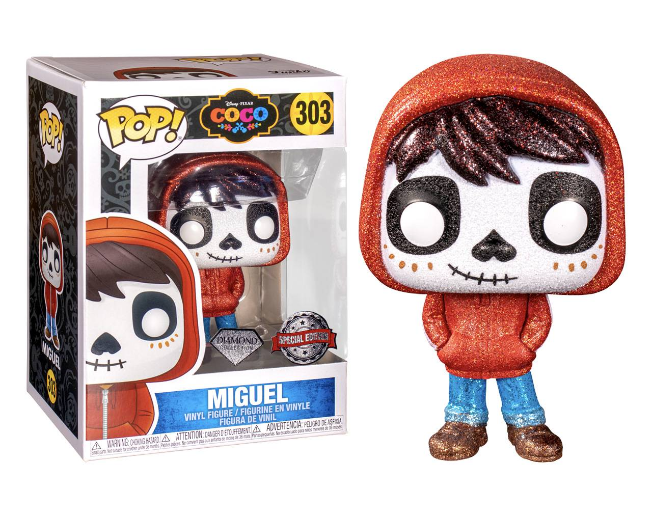 Miguel (Diamond Collection) Pop! Vinyl