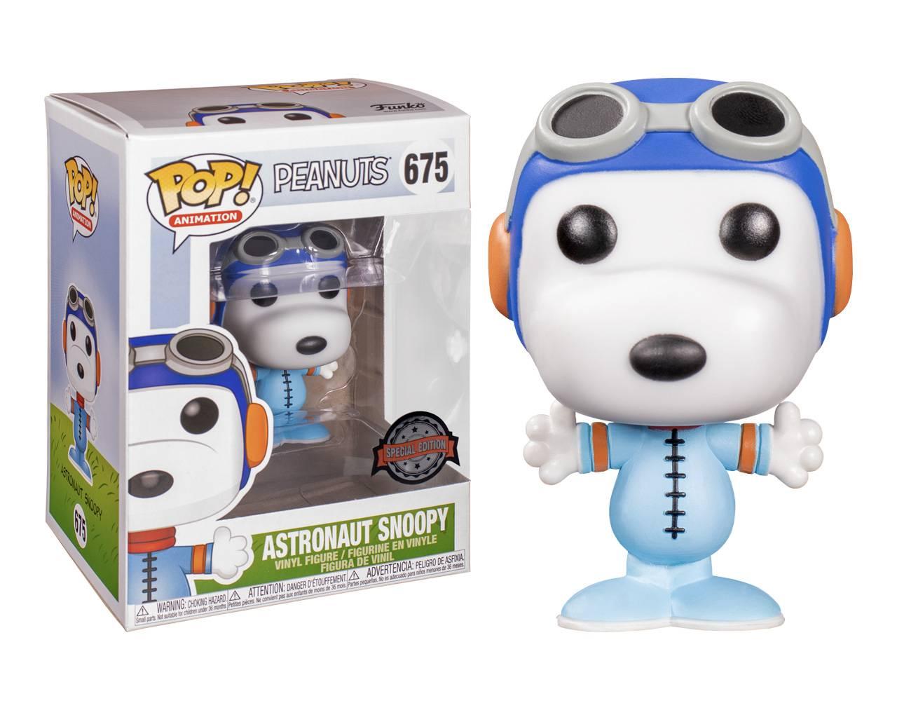 Astronaut Snoopy Pop! Vinyl