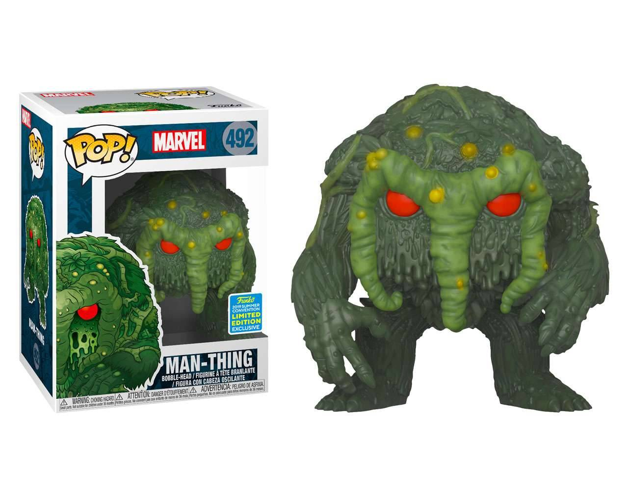 Man Thing (SDCC 2019) Pop! Vinyl
