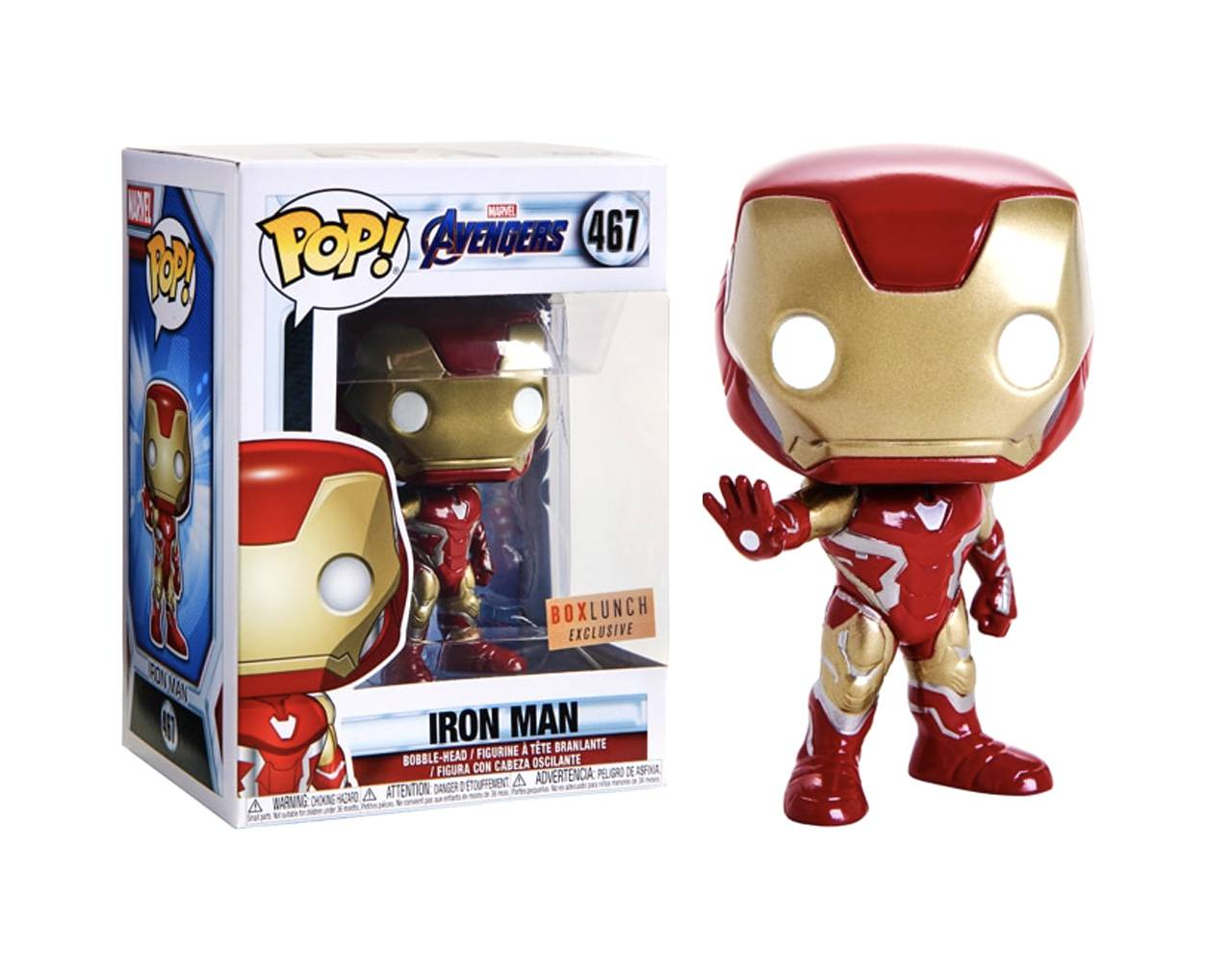 Iron Man (Endgame) Pop! Vinyl