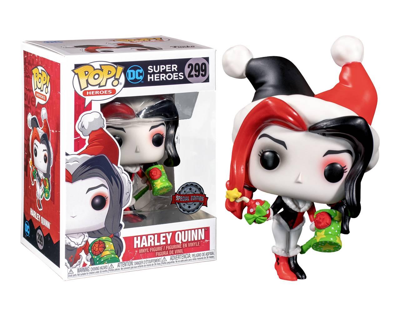 Harley Quinn (Santa) Pop! Vinyl