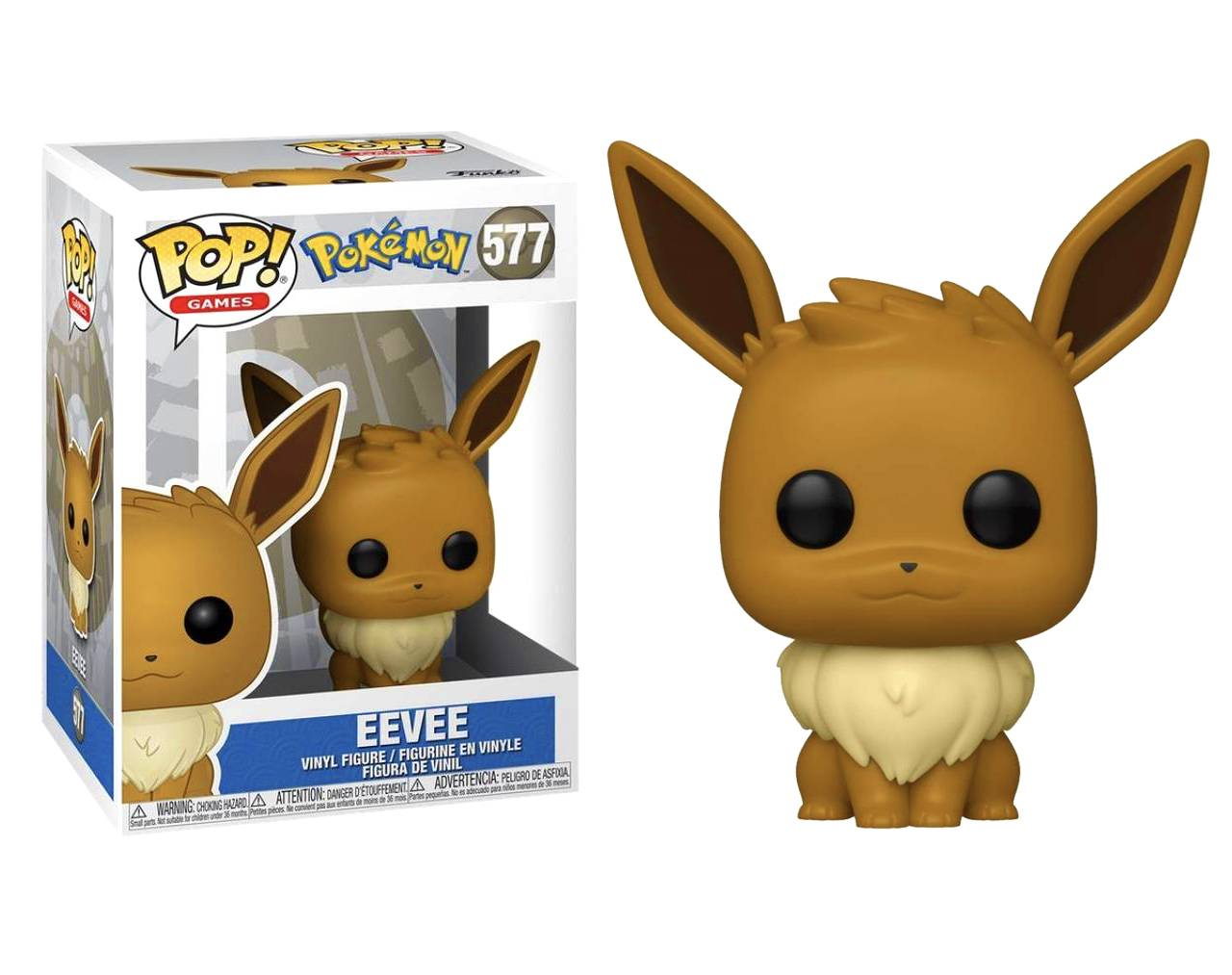 Eevee Pop! Vinyl