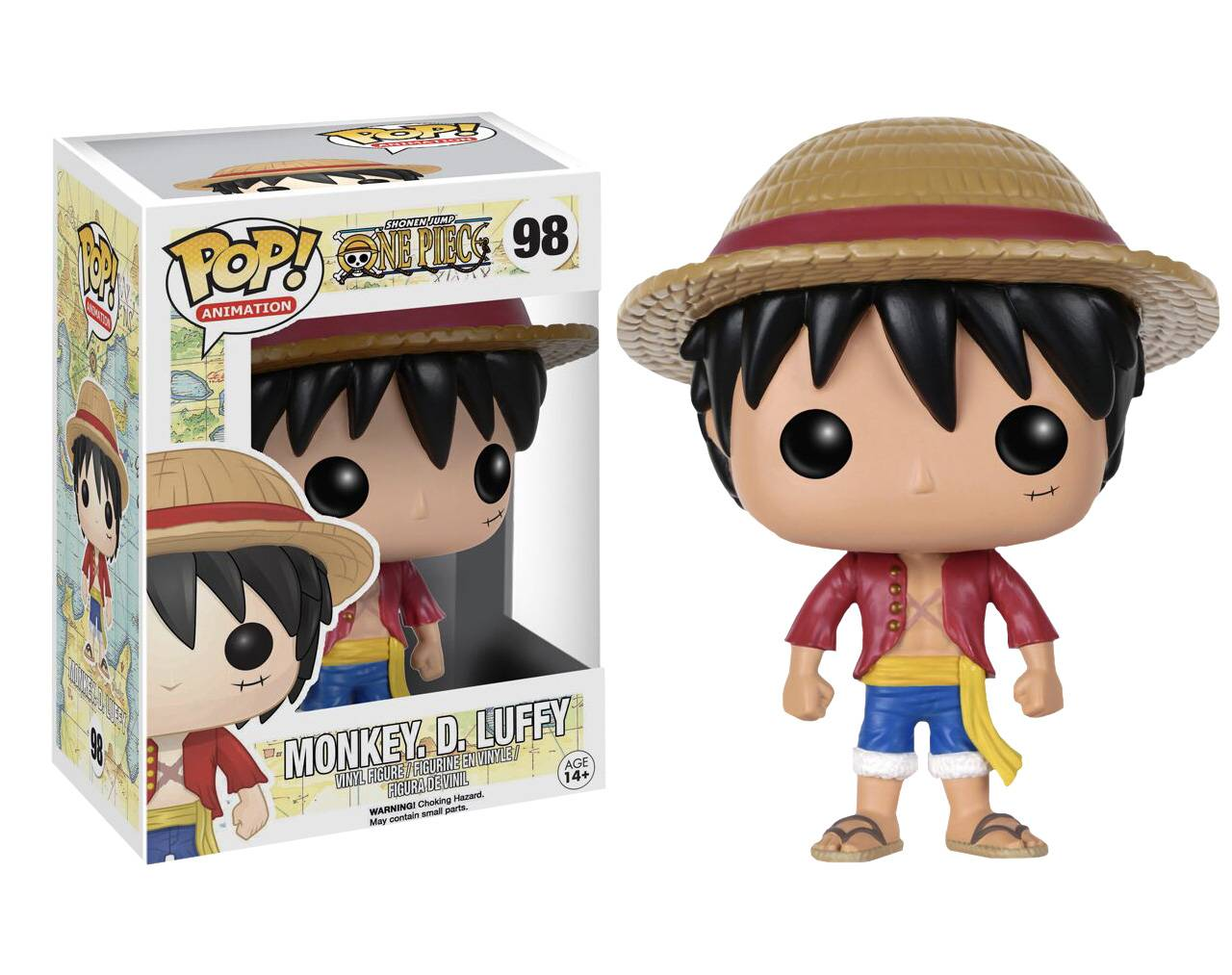 Monkey D. Luffy Pop! Vinyl