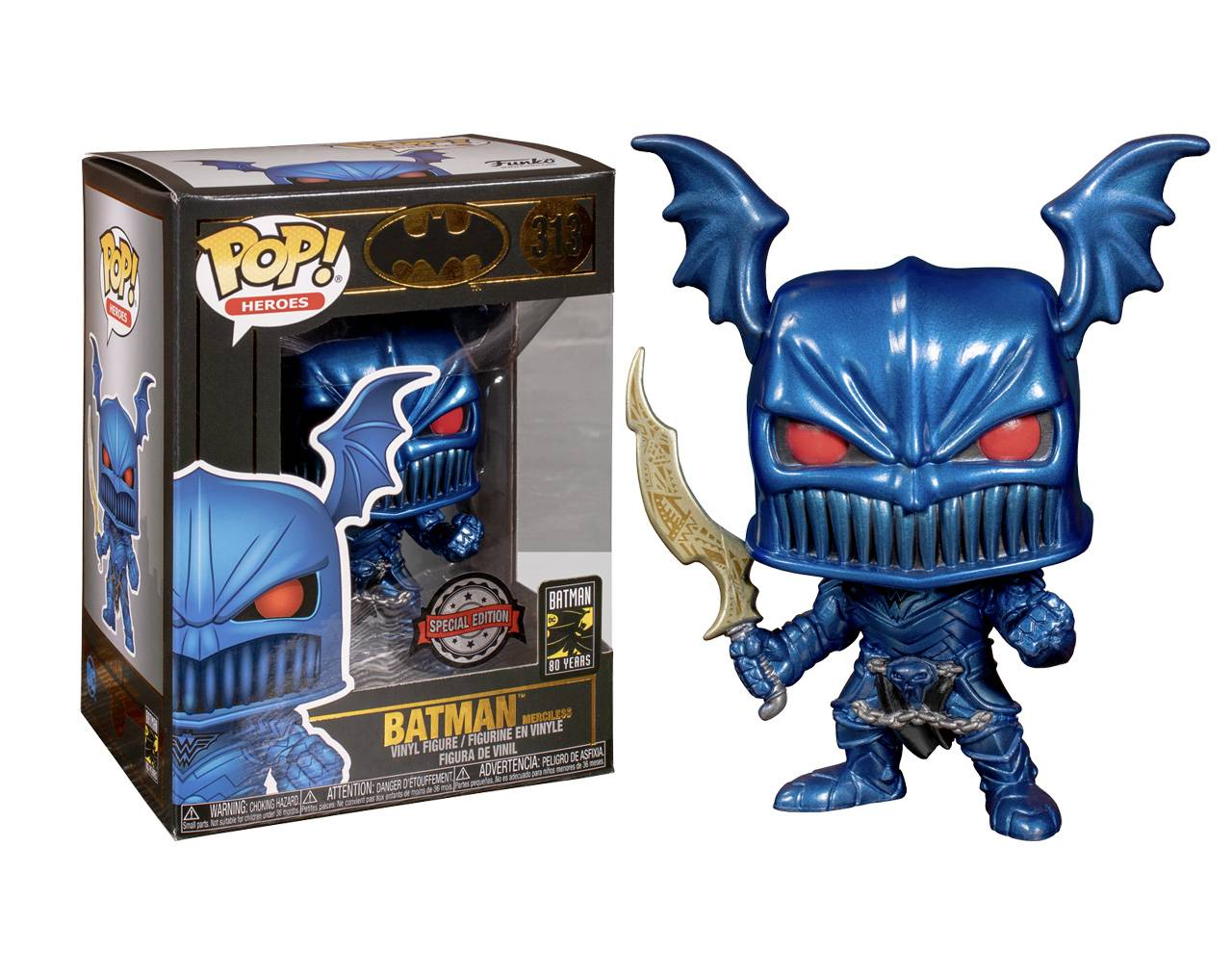 Batman (Merciless) Pop! Vinyl