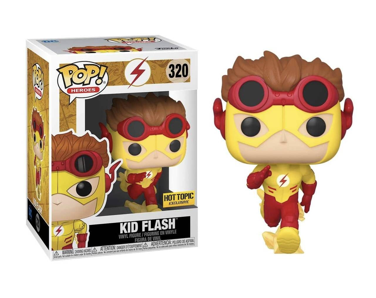 Kid Flash Pop! Vinyl