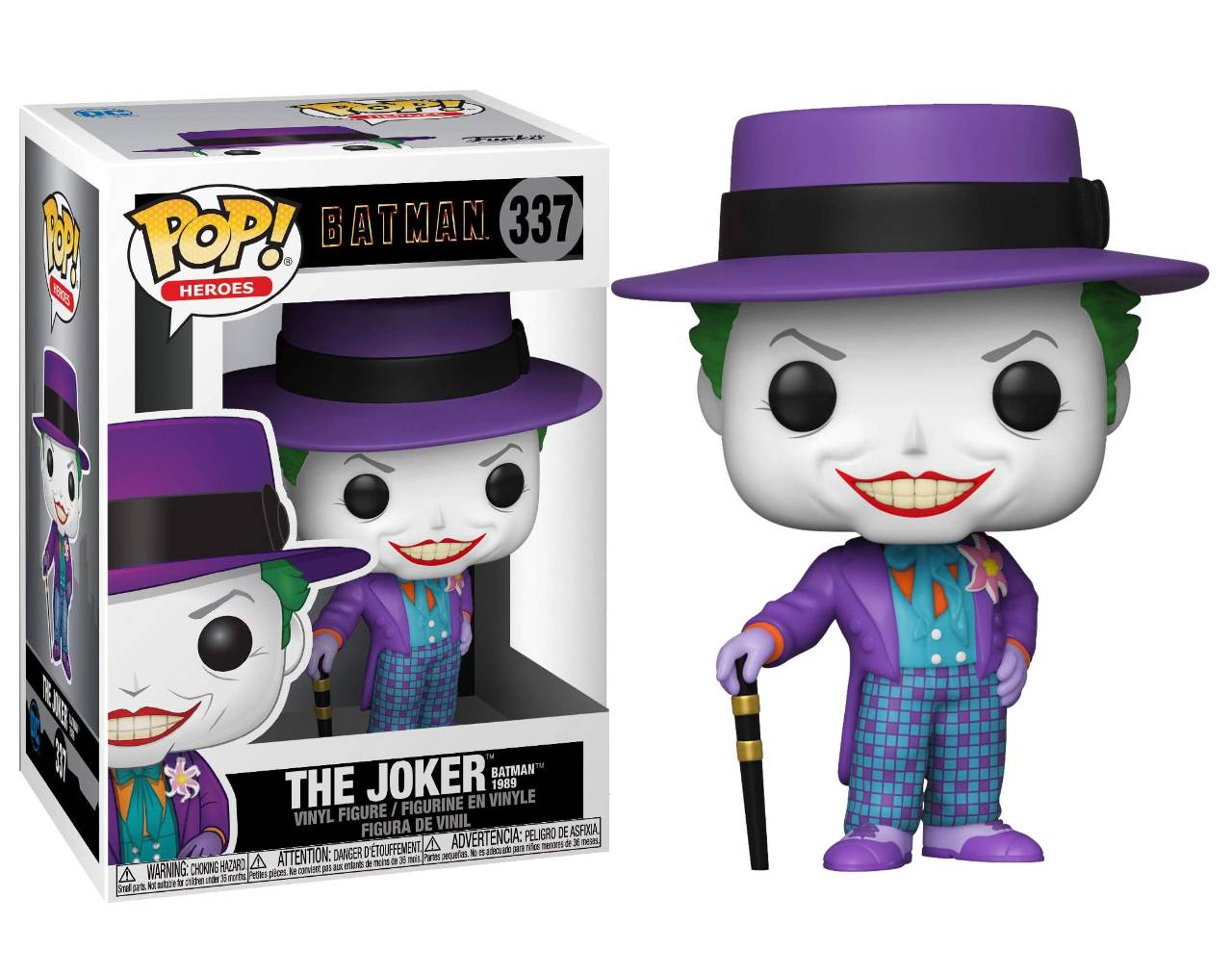 The Joker (Batman 1989) Pop! Vinyl