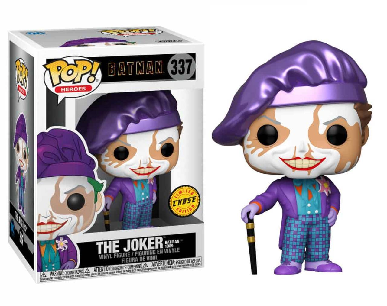 The Joker (Chase Edition) Pop! Vinyl