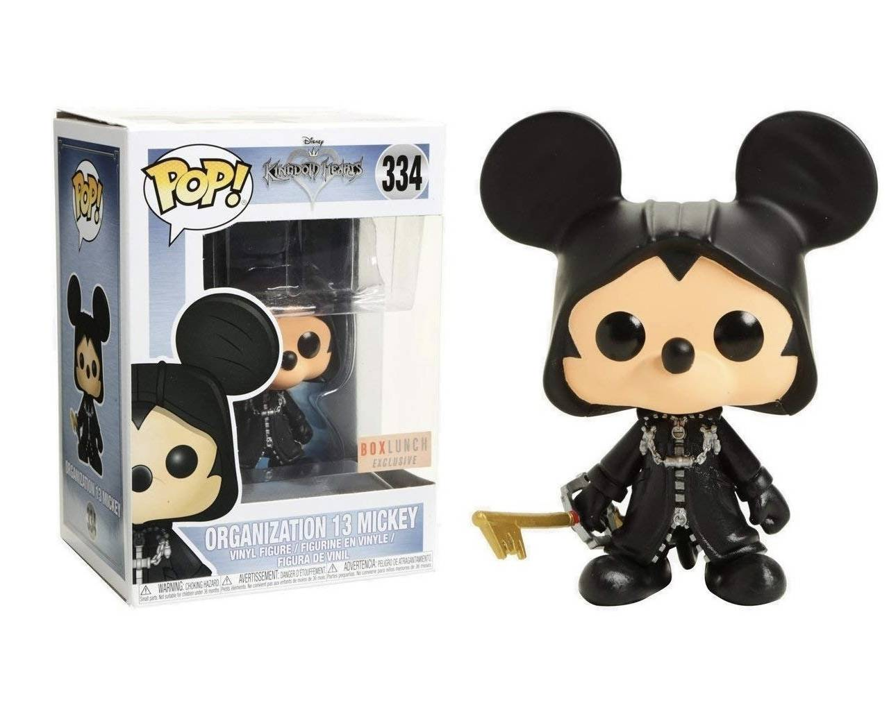 Organization 13 Mickey Pop! Vinyl