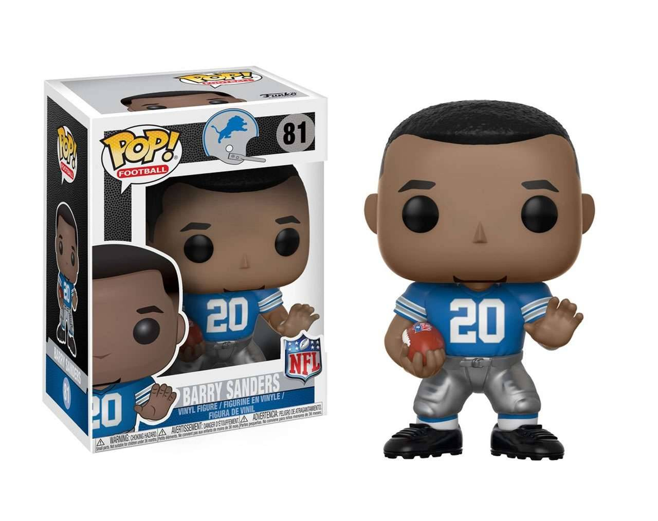 Barry Sanders (NFL LEGENDS) Pop! Vinyl