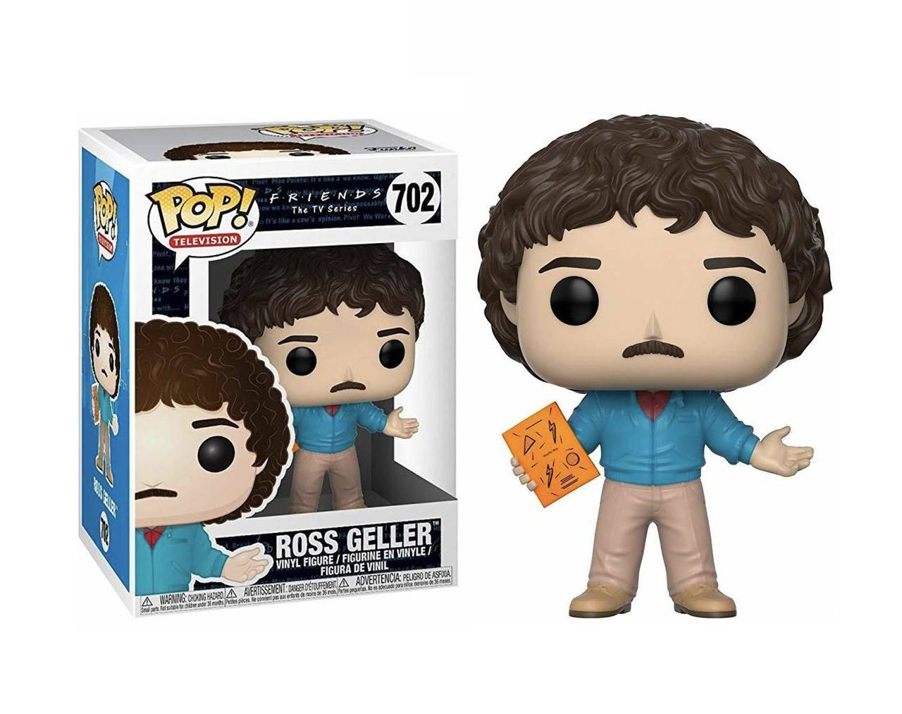 Ross Geller (80s) Pop! Vinyl