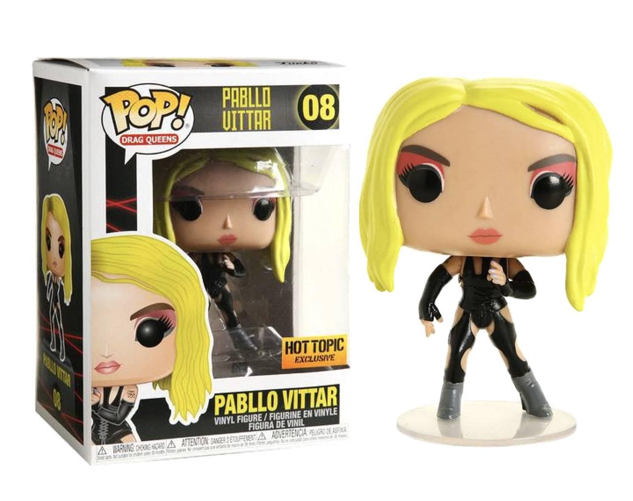 Pabllo Vittar Pop! Vinyl