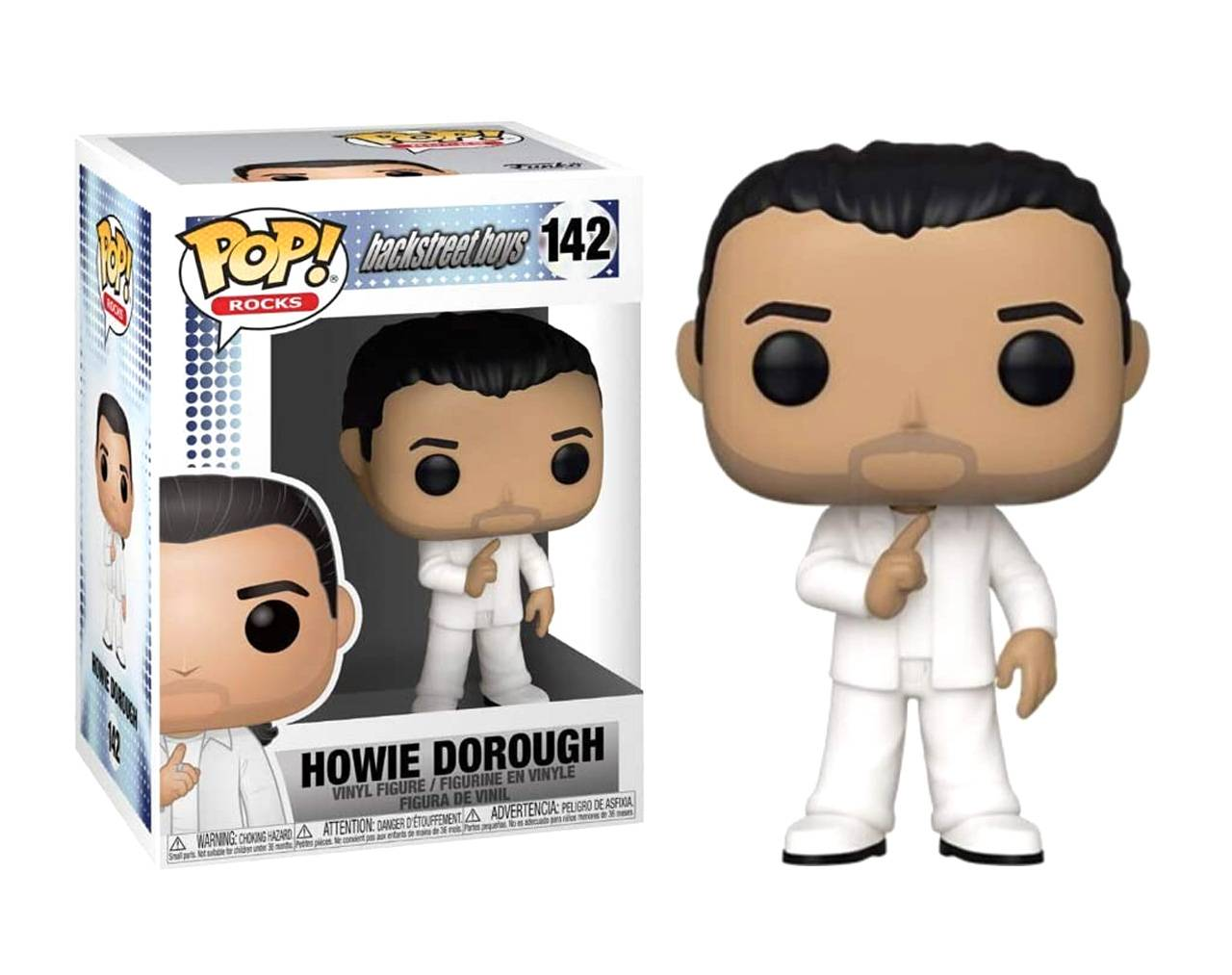 Howie Dorough (BSB) Pop! Vinyl
