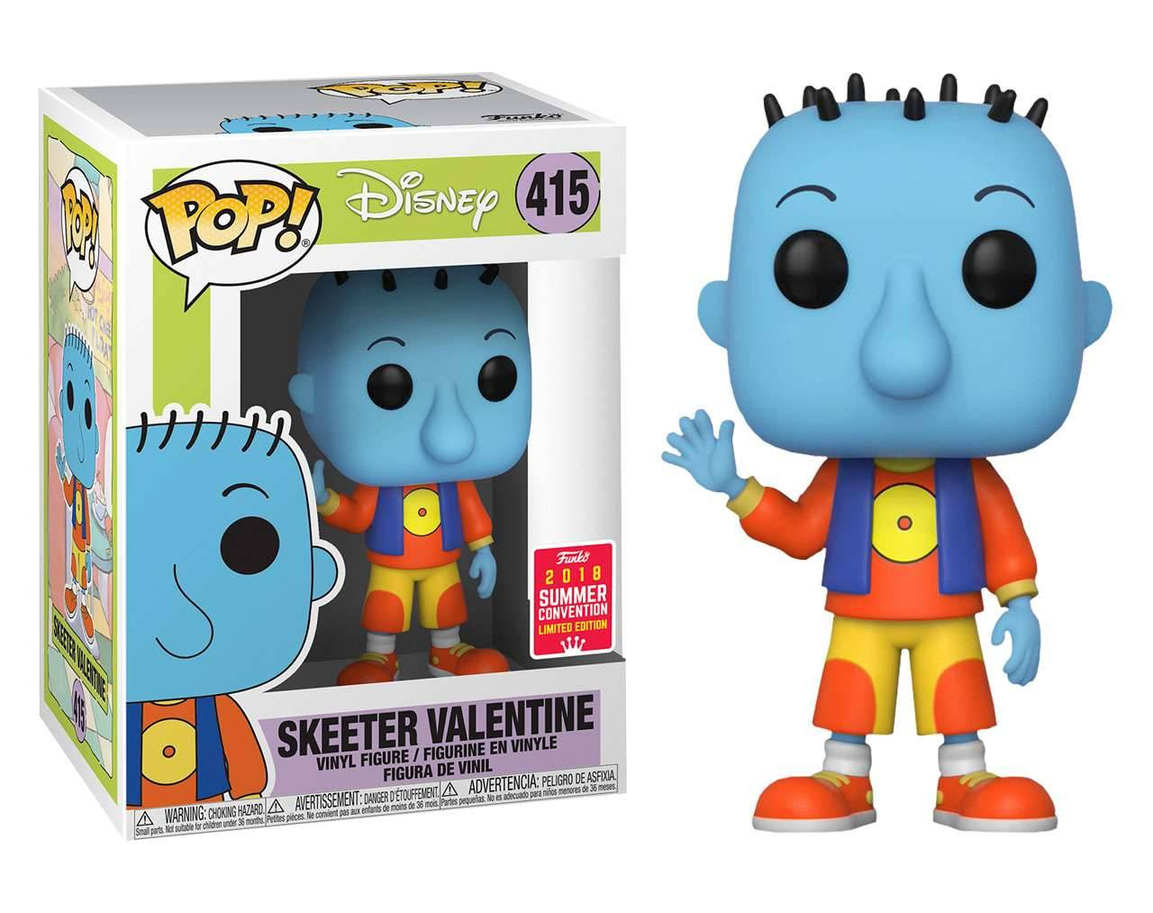 Skeeter Valentine (SDCC 2018) Pop! Vinyl