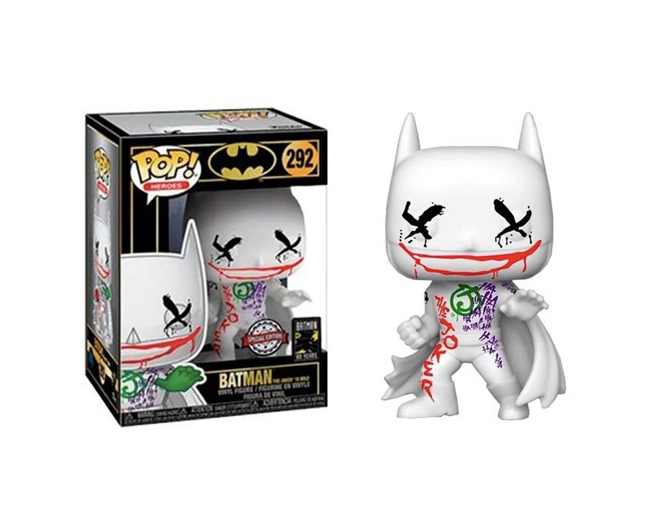Batman The Joker is Wild Pop! Vinyl