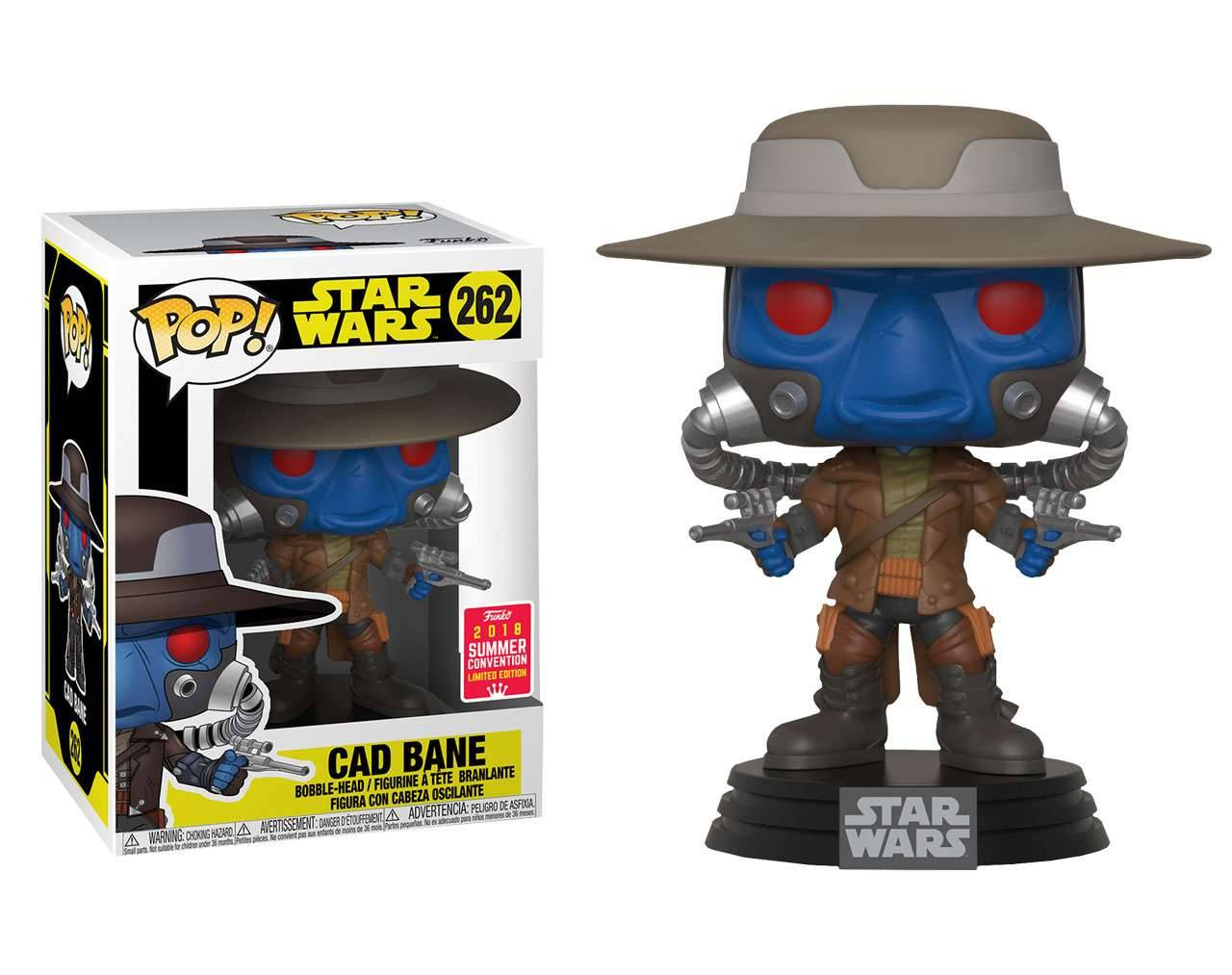 Cad Bane (SDCC 2018) Pop! Vinyl