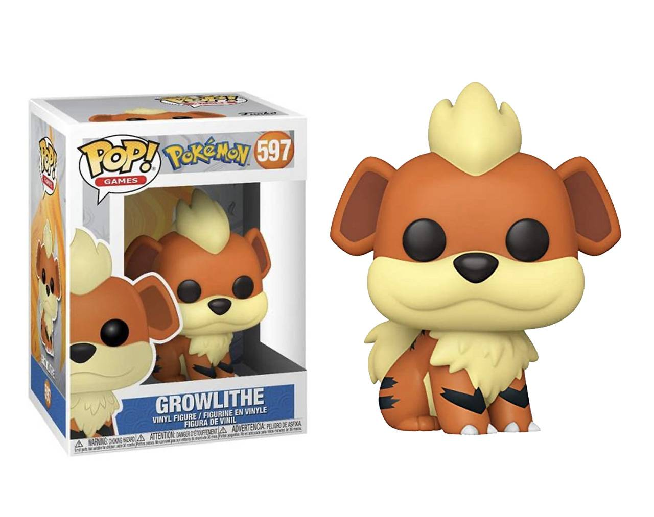 Growlithe Pop! Vinyl