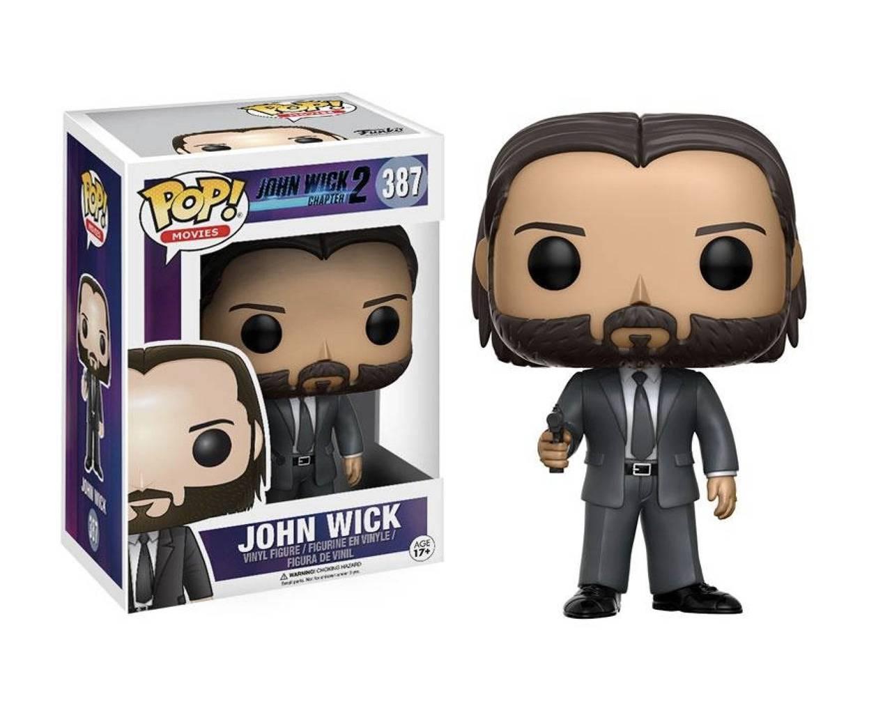 John Wick Pop! Vinyl