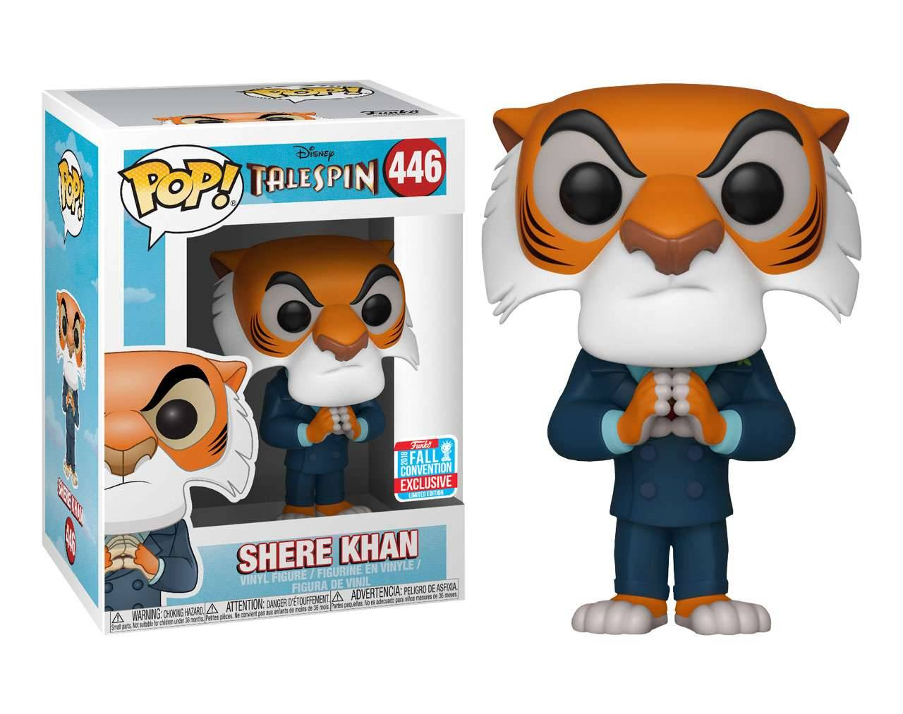 Shere Khan with Hands Together (NYCC 2018) Pop! Vinyl