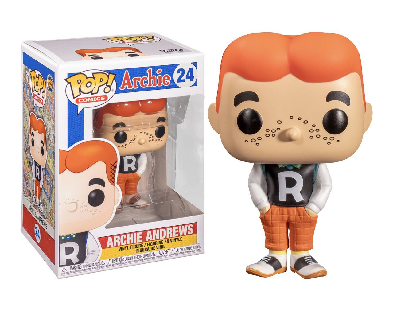 Archie Andrews Pop! Vinyl