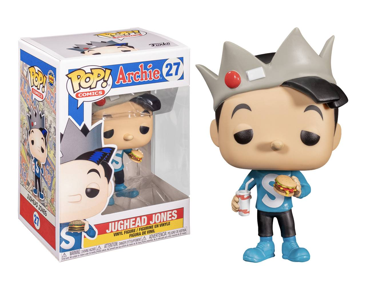 Jughead Jones Pop! Vinyl