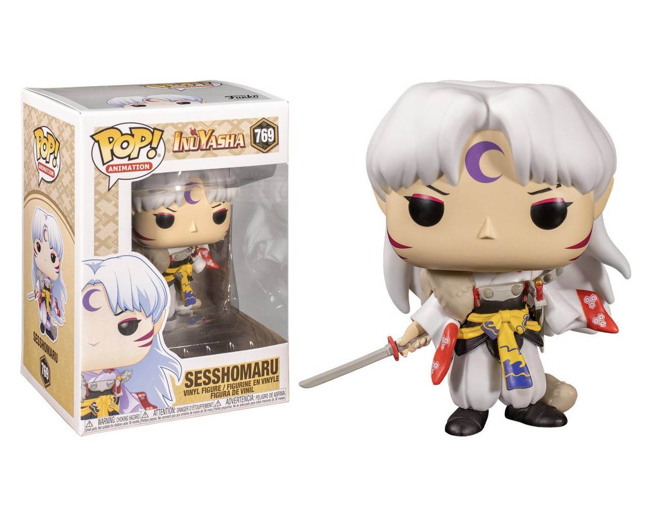 Sesshomaru Pop! Vinyl